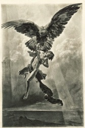 Frank Kirchbach : https://en.wikipedia.org/wiki/Frank_Kirchbach  The Rape of Ganymede