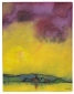 Emil Nolde - Landscape with church (1931) http://www.artnet.com/artists/emil-nolde/